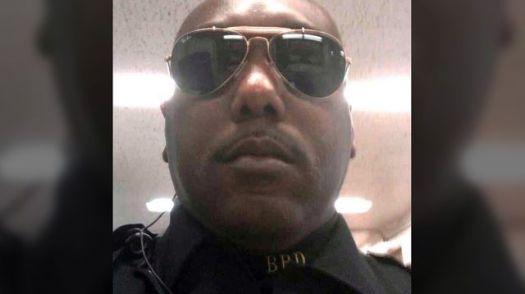 Birmingham Police Officer Wytasha Carter