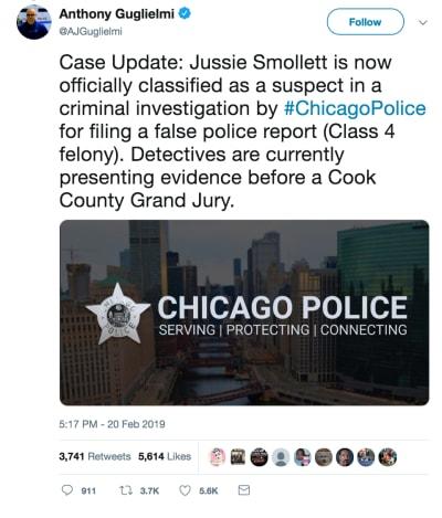 chicago pd tweet