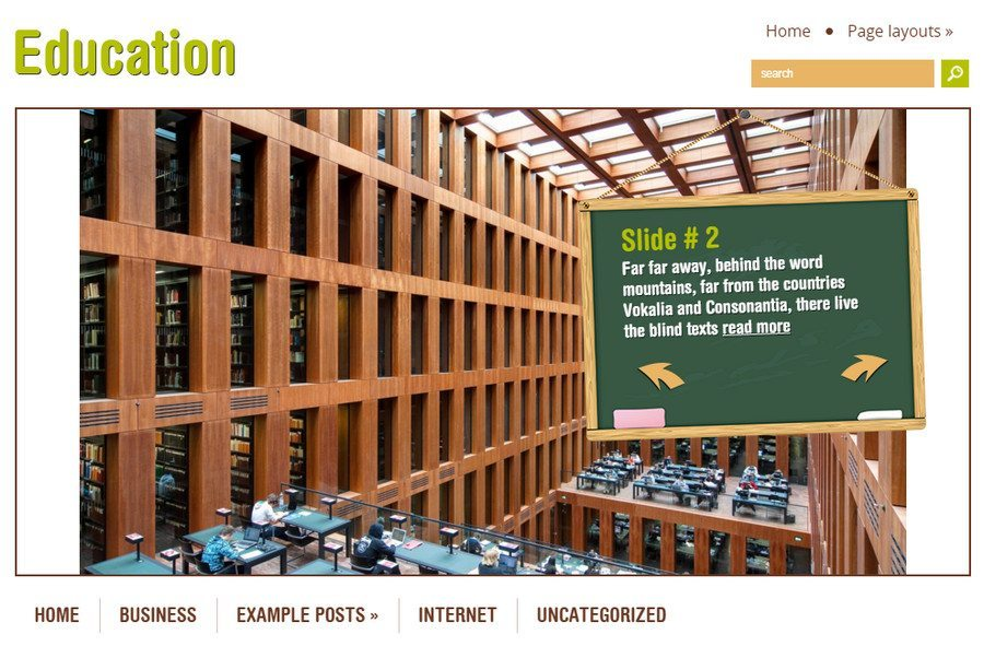 Fresh Free Education WordPress Themes for LMS, Educational Institutes
