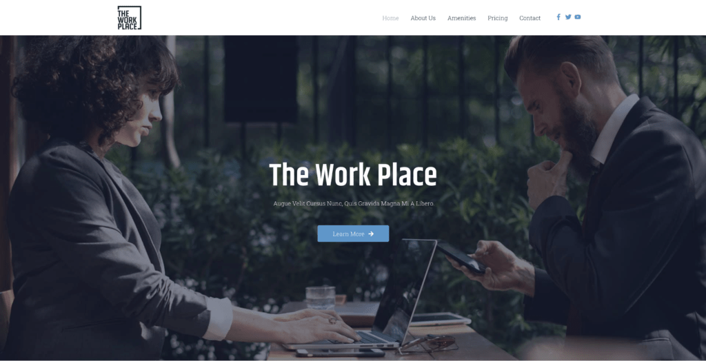 coworking space astra starter site
