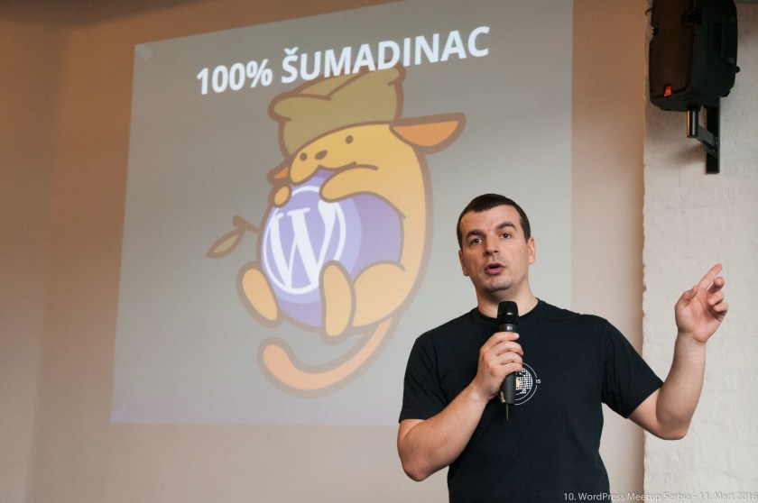10 WordPress meetup slike