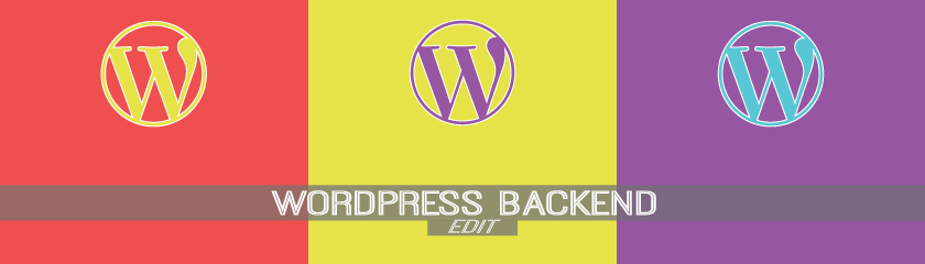 Kako da prilagodite backend WordPress-a?