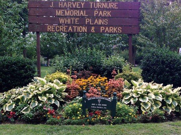 Turnure Park Garden
