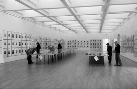 Andreas Feininger Ausstellung Februar 2015, Zeppelinmuseum