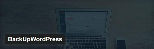 Plugin BackUpWordPress para crear copias de respaldo en WordPress
