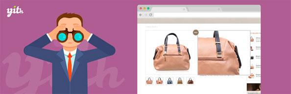 Plugin YITH WooCommerce Zoom Magnifier para acercamiento de imagen de producto