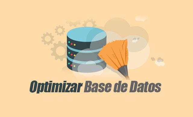 Optimizar Base de Datos en WordPress con Plugin