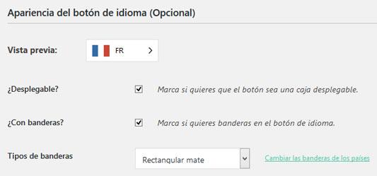 Plugin Weglot Translate para traducir el contenido en WordPress