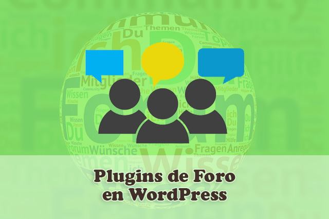 Mejores gratuitos plugins de foro en WordPress