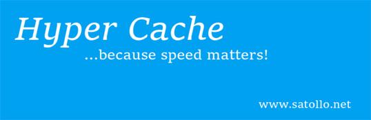 Plugin Hyper Cache para crear cache en WordPress