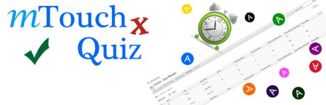 Plugin mTouch Quiz para crear encuestas y cuestionarios en WordPress
