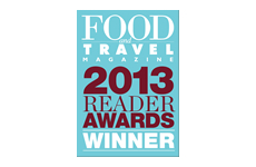 Food and Travel Magazine Awards 2012