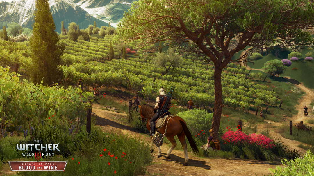 New The Witcher 3: Wild Hunt 'Blood & Wine' Screenshots Revealed 5
