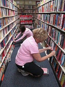 Book Shop Volunteers