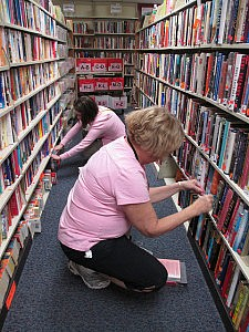 Book Shop Volunteers