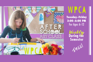 After School Art Class @ Walker's Point Center for the Arts