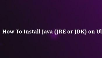 How To Install Java JDK 8 on Ubuntu 14 04 - Wpcademy