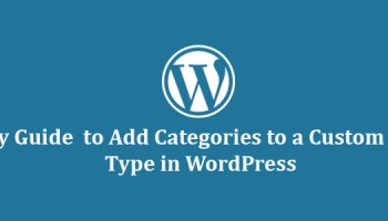 Easy Guide to Convert WordPress Categories to Custom Taxonomies