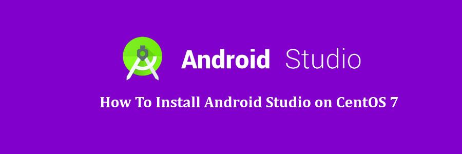 Android Studio on CentOS 7