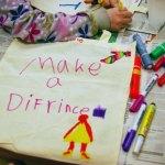 Kid's art project