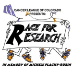 Race for Research Logo