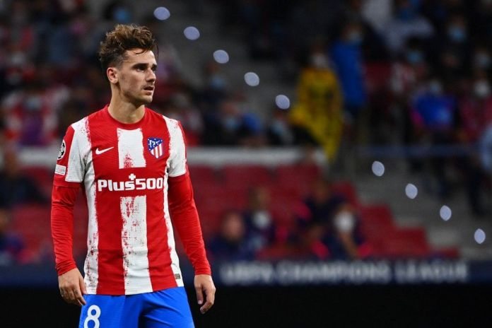 My goal sterility and boos .. a disastrous start for Griezmann with Atletico Madrid