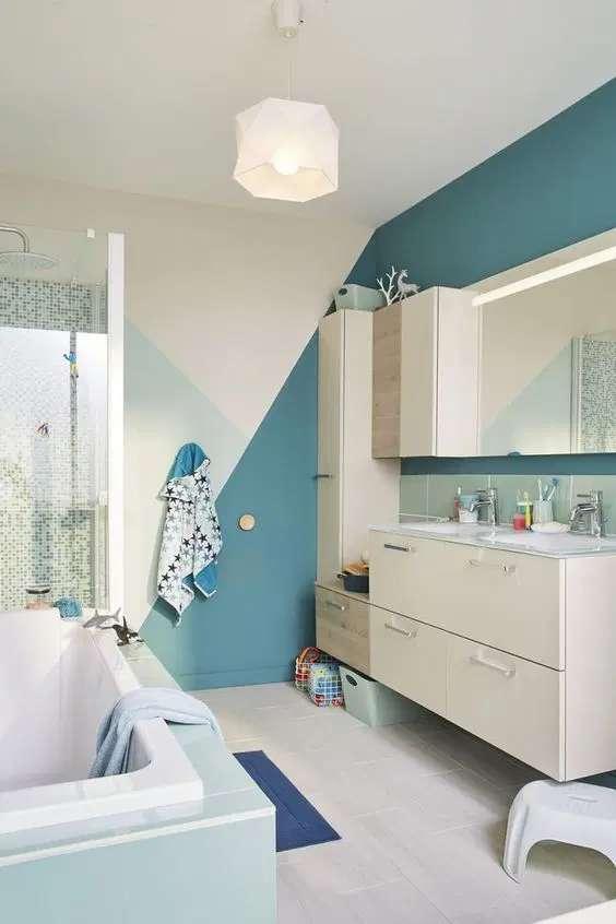 couleurs pour votre salle de bain