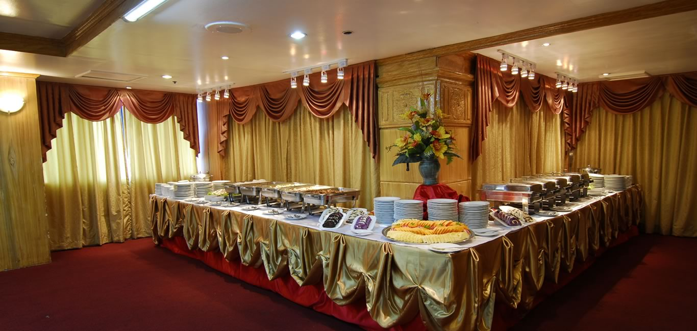 Bayview Park Hotel Manila. Philippines   Events & Meetings