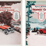 Vintage Road Atlases Show Changing Face Of The American Road Trip