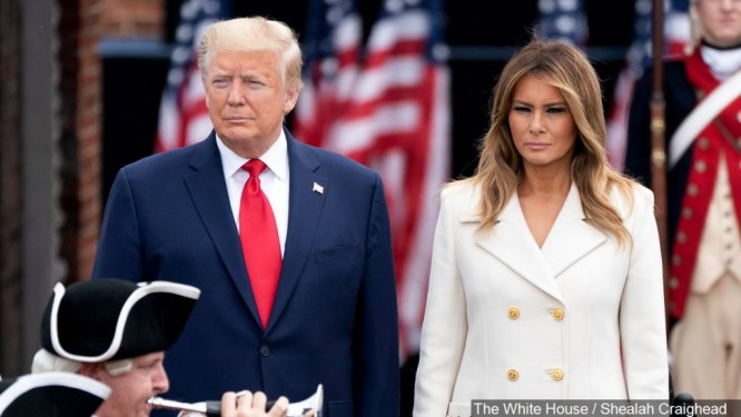 President Trump and first lady test positive for COVID-19 - KOAM