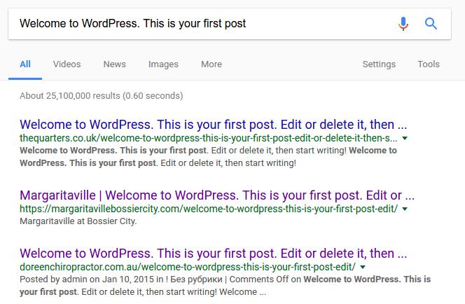Los 30 errores más locos que cometemos en WordPress 5