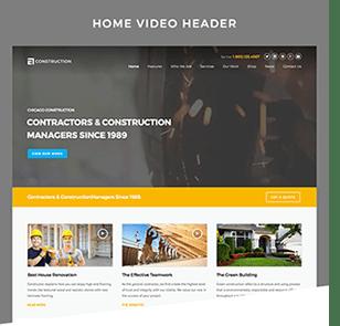 Home Video Header