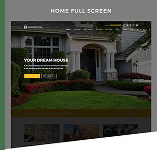 Home Full Screen