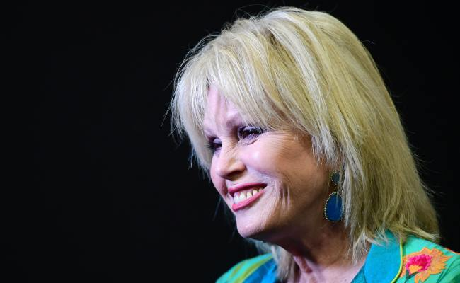 Joanna Lumley Says Sunbathing On Holiday Is A Waste Of