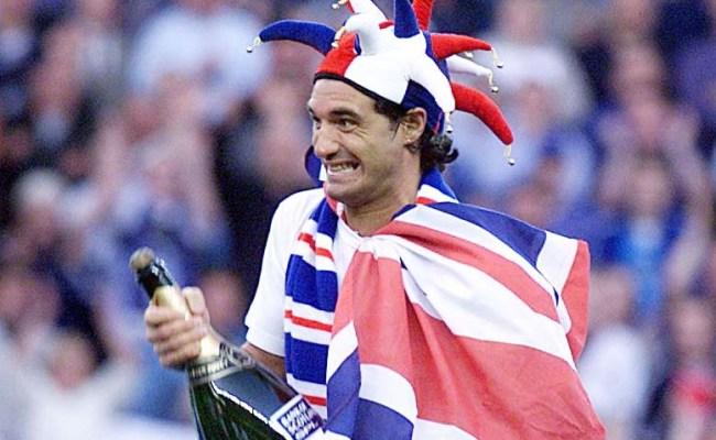 Rangers Star Who Scored Scottish Cup Winning Goal Against