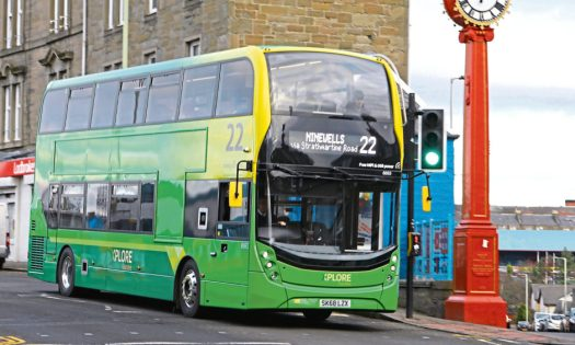 Xplore Dundee and Stagecoach looking at plans for after ...