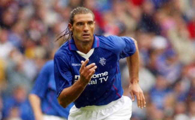 The Big Interview Lorenzo Amoruso The Sunday Post