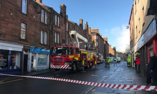 High street lockdown in Perth as city centre hit by ...