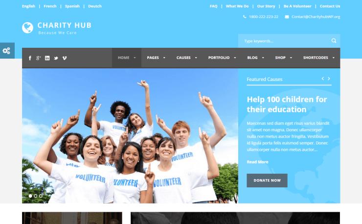 Charity-Hub-Charity-Nonprofit-Fundraising-WP-740x459