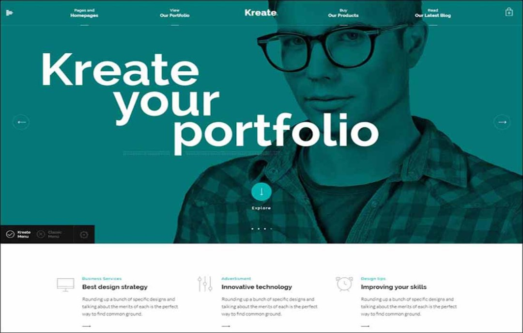 kreate-expert-theme-for-creative-business-wordpress-theme