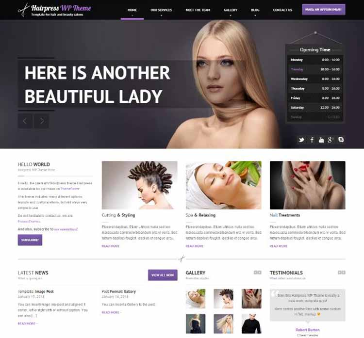 hairpress-wordpress-themes-for-hair-salons