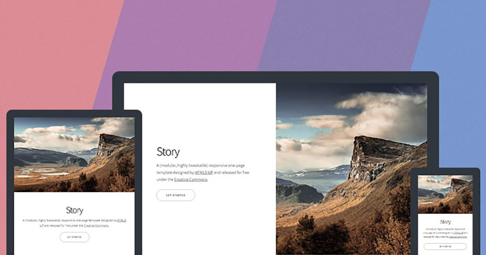 story-free_html5_template