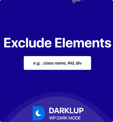 exclude elements