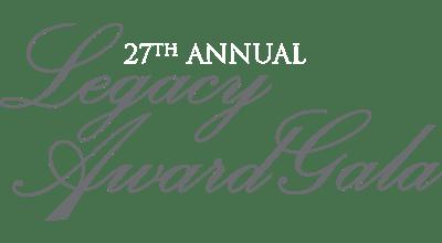 Legacy Award Gala 2019