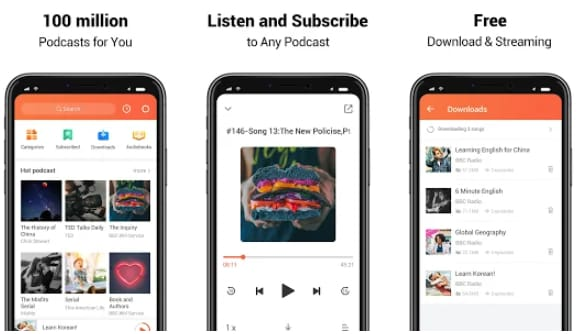 12 Best Podcast Apps for Android Phone 2020