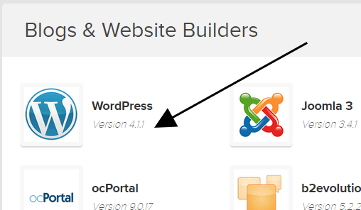 Blogs and Website Builders