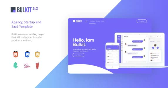 bulkit-html-template