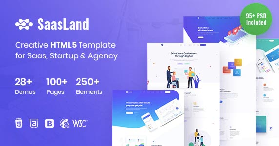 saasland-wordpress-theme