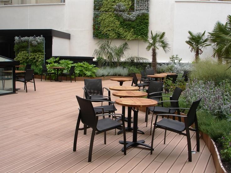 cheap outdoor patio flooring