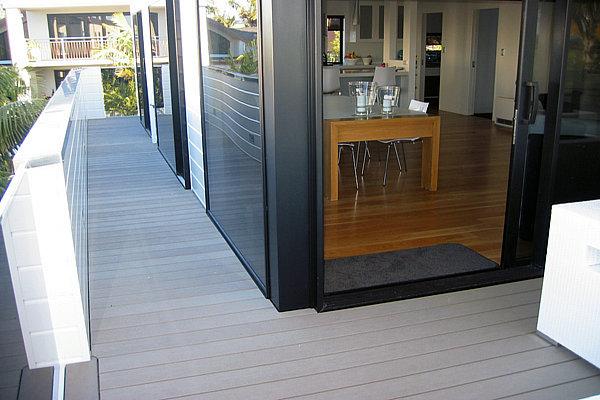 composite porch flooring